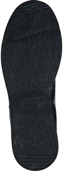 HASSIA Baskets basses VALENCIA en bleu  - large