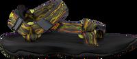 TEVA Sandales 1019390 T/C/Y HURRICANE XLT 2 en vert  - medium