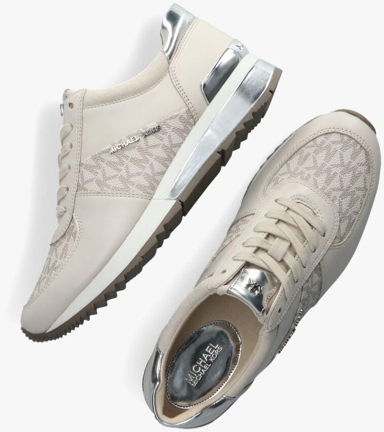 Beige MICHAEL KORS Sneakers ALLIE TRAINER - larger