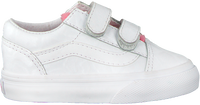 VANS Baskets TD OLD SKOOL V WHITE GIRA en blanc  - medium