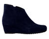 GABOR Bottines 72.940 en bleu  - small