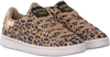 Bruine VINGINO Sneakers TORNEO LOW - small