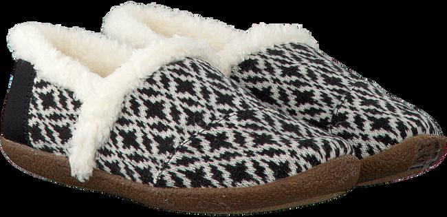 Zwarte TOMS Pantoffels SLIPPER  - large
