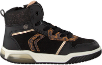Zwarte GEOX Sneakers J94ASA  - medium