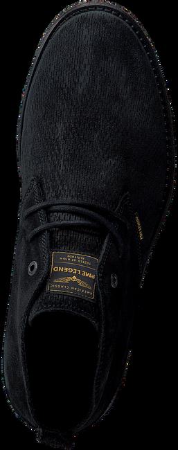 PME Chaussures à lacets CHUKKA DS en noir  - large