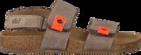 CLIC! Sandales TROY en marron - medium