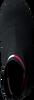 TOMMY HILFIGER Bottines SOCK HEELED BOOT en noir  - small