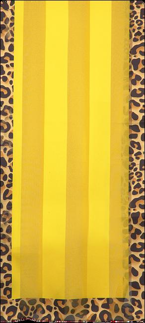 ROMANO SHAWLS AMSTERDAM Foulard 85633 en jaune  - large