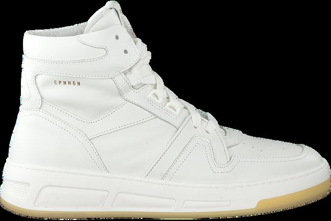 Witte COPENHAGEN STUDIOS Hoge sneaker CPH406  - large