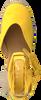 UNISA Espadrilles CHUFY en jaune  - small