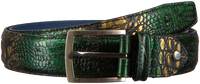FLORIS VAN BOMMEL Ceinture 75203 en vert  - medium