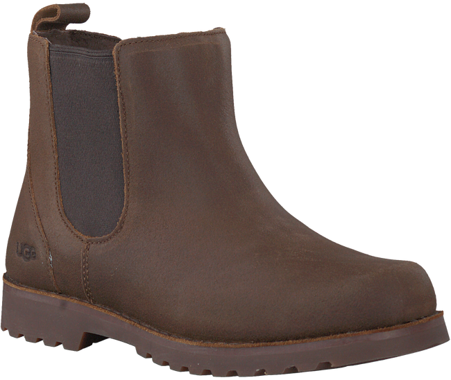 UGG Bottines chelsea CALLUM en marron - large