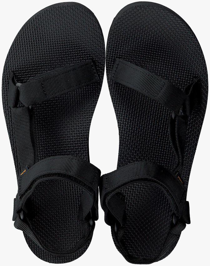 Zwarte TEVA Sandalen W MIDFORM UNIVERSAL  - larger