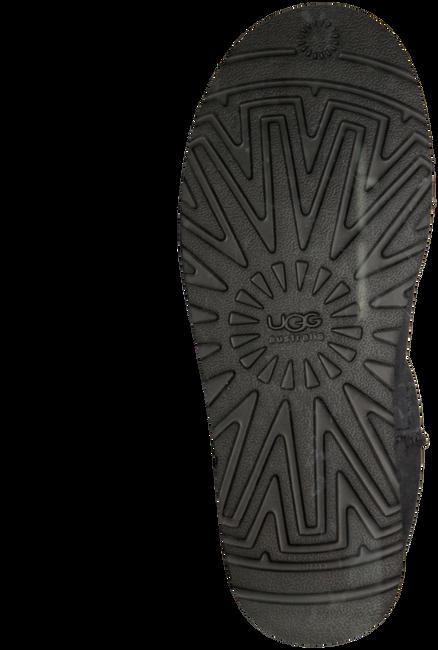 UGG Bottes fourrure CLASSIC MINI en gris - large