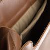 Bruine MYOMY Rugtas MY HOME BAG BACKBAG  - small