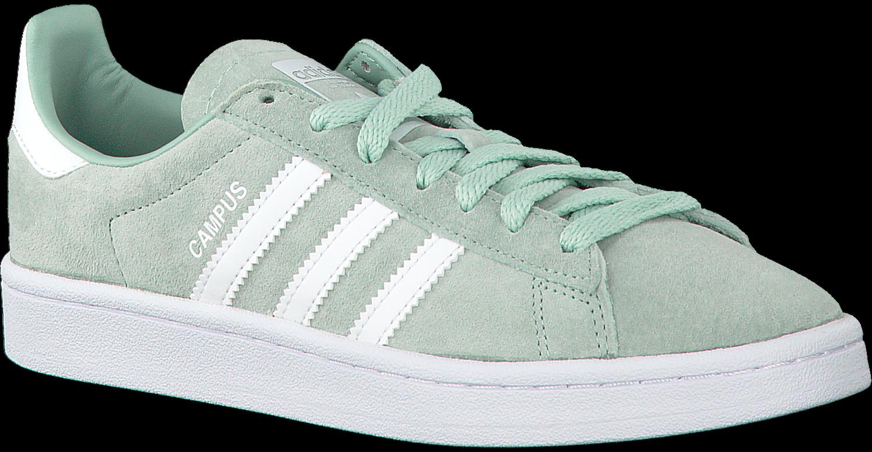 b84e3ff7e76 Groene ADIDAS Sneakers CAMPUS DAMES. ADIDAS. -50%. Previous