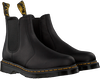 DR MARTENS Bottines chelsea 2976 en noir  - small