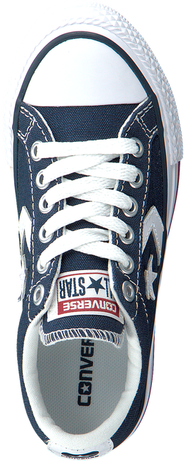 CONVERSE Baskets STAR PLAYER EV OX KIDS en bleu - large