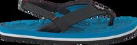 Blauwe REEF Slippers GROM REEF FOOTPRINTS  - medium