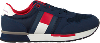 Blauwe TOMMY HILFIGER Lage sneakers LOW CUT LACE-UP T3B4-30482 - medium