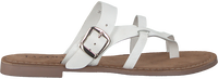 Witte LAZAMANI Slippers 75.608  - medium