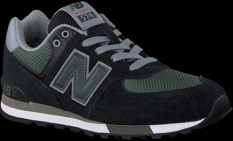 new balance gc574 noir