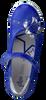 GIGA Ballerines 3984 en bleu - small