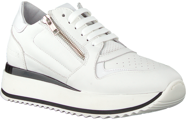 Witte RED-RAG Lage sneakers 76700  - large