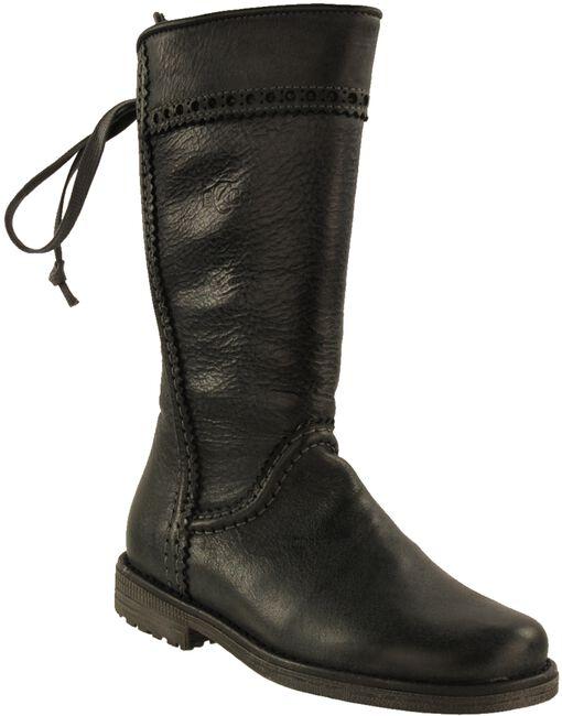 Zwarte BANA&CO Lange laarzen 24930  - large