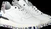 FLORIS VAN BOMMEL Baskets basses 16301 en blanc  - small