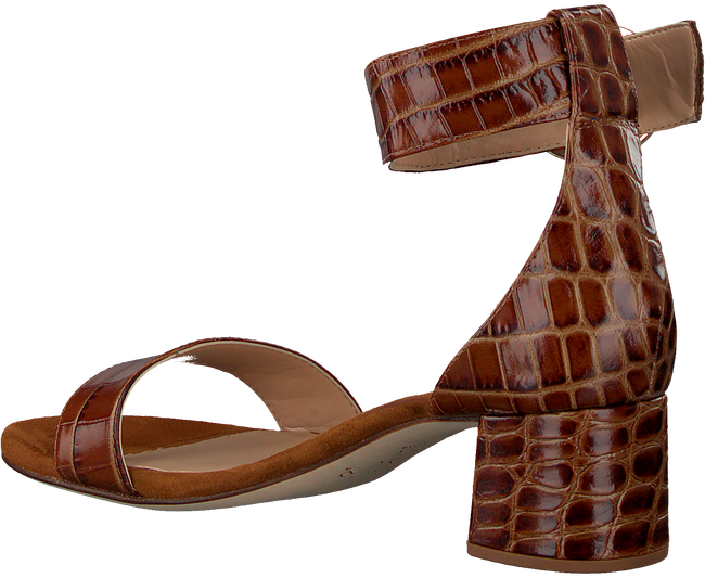 UNISA Sandales GINA en cognac  - large