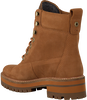 Cognac TIMBERLAND Veterboots COURMAYEUR VALLEY YB  - small
