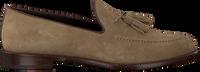Taupe MAZZELTOV Loafers 9524  - medium