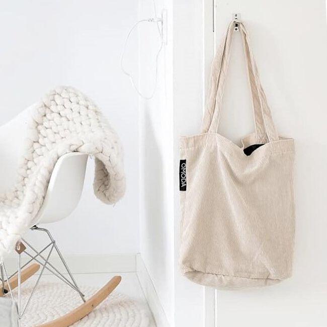 OMODA Shopper SPECIAL GIFT OMODA en beige  - large
