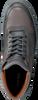 VAN LIER Baskets 7403 en gris - small