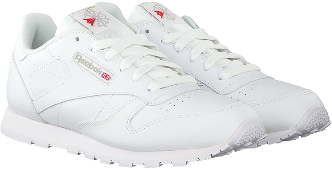 REEBOK Baskets CLASSIC LEATHER KIDS en blanc - large