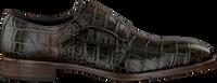 GIORGIO Richelieus HE974160 en vert  - medium