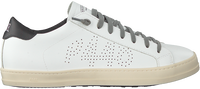 Witte P448 Lage sneakers RE:NEW JOHN MEN - medium