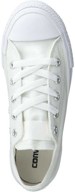 Witte CONVERSE Sneakers CTAS OX KIDS  - large