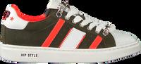 Groene HIP Lage sneakers H1344  - medium