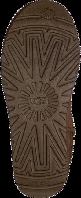 UGG Bottes fourrure CLASSIC MINI II en marron - large