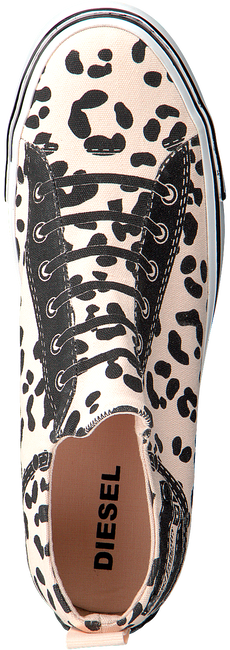 DIESEL Slip-on baskets IMAGINEE en rose - large