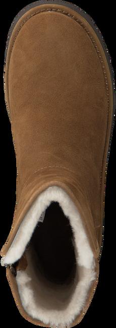 UGG Bottes fourrure ABREE SHORT II en camel - large