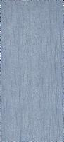 ABOUT ACCESSORIES Foulard 384.11.743.0 en bleu  - medium