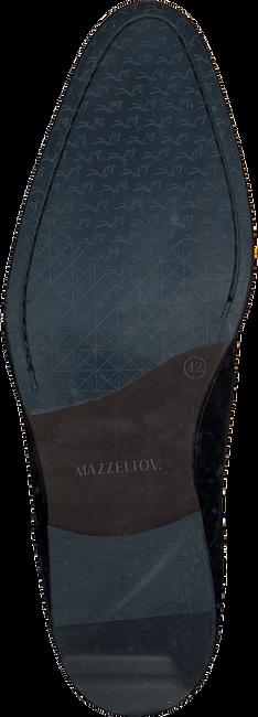 Zwarte MAZZELTOV Nette Schoenen MREVINTAGE603.03OMO  - large