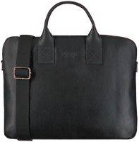 Zwarte MYOMY Laptoptas MY PHILIP BAG LAPTOP  - medium