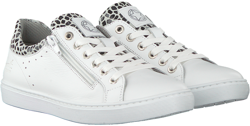 Witte BULLBOXER Lage sneakers AHM024  - larger