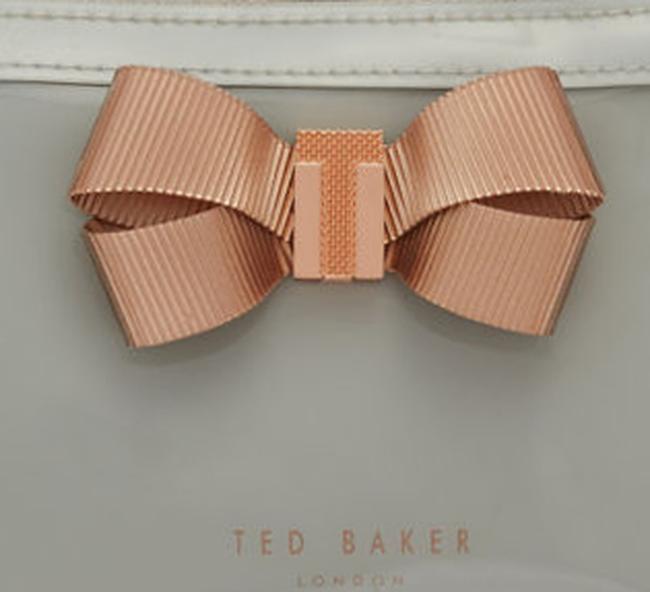 TED BAKER Trousse de toilette LEZLIE en gris - large