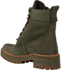 Groene TIMBERLAND Veterboots COURMAYEUR VALLEY YB - small