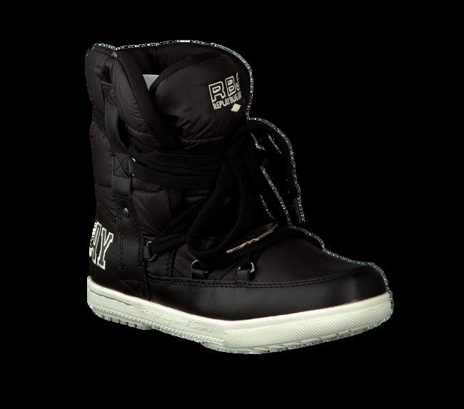 Black REPLAY shoe LAMBER  - large